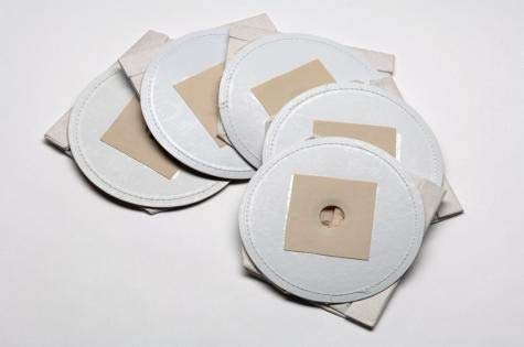 Bags Vacuum Disposable 5/Pk for Datavac 2 & 3 Vacuums