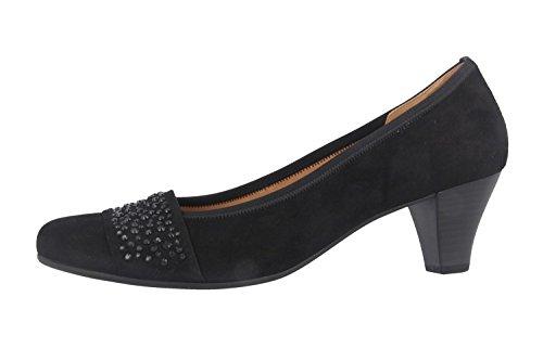 GaborWallace - Zapatos de Tacón Mujer , color Negro, talla 44 EU