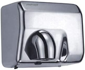 S/èche-main professionnel Vitech Electrique automatique inox chrom/é a air puls/é 2300 W anti vandalisme /à t/ête orientable