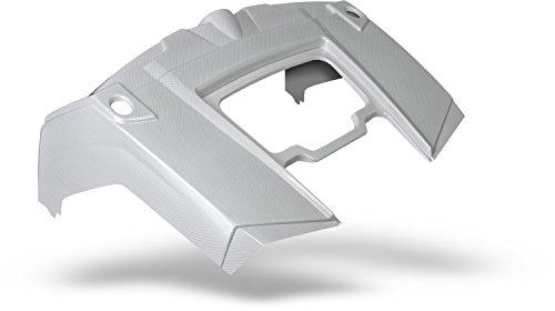 Maier USA Front Fender for Polaris RZR - Black Carbon Fiber - ()