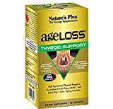 Cheap Nature's Plus AgeLoss Thyroid Support 60 Capsules