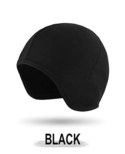 68d00cf662f77 Amazon.com   Sport Running Caps Warm Winter Caps Hat Men Women Windproof Outdoor  Cycling Hat Bike Helmet Liner Running Skiing Cap   M   Everything Else