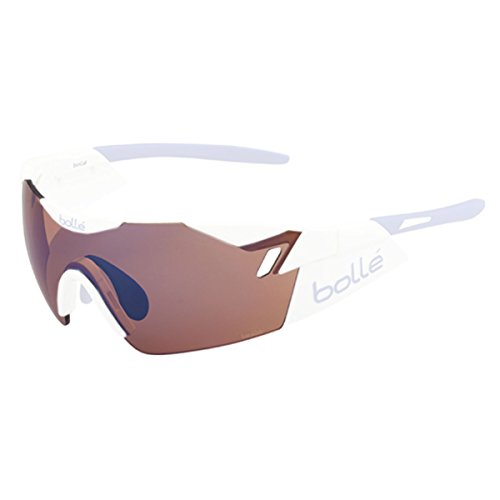 Bolle 6th Sense Sunglass Replacement Lenses, Small, Rose/...