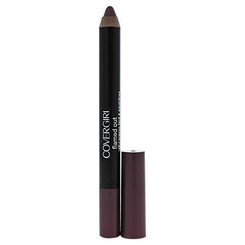 COVERGIRL Flamed Out Shadow Pencil Violet Flame 355, .08 oz, Old Version (packaging may vary)