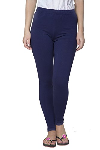 Clifton Women's Cotton Spandex Fine Jersey Leggings Pack Of 6-Assorted-4-XL by Clifton (Image #5)