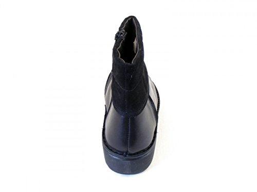 kristin en chaussures Naot cuir wechselfußbett noir 8944 femme montantes pour liège qSR1Sw7a
