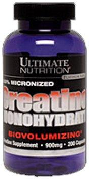 Creatine Monohydrate Caps - 200 - Capsule