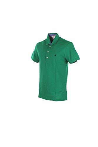 Polo Uomo Brooksfield 46 Verde 201g.b004 Primavera Estate 2017