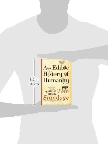 An Edible History of Humanity: Tom Standage: 8601401186908: Amazon ...