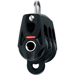 (New RONSTAN SERIES 30 BB ORBIT BLOCK TRIPLE BECKET - (Type of Product:Boating-Sailing-Sailing hardware-Other) -)