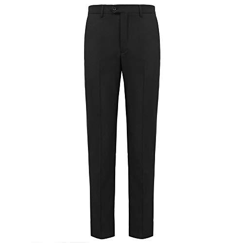 PAUL JONES Men's Flat Front Pant Dress Pants for Suits Multiple Sizes