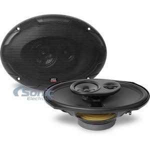 - MTX Audio TERMINATOR693 Coaxial Speakers - Set of 2