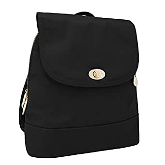 Amazon.com | Travelon Women's Anti-Theft Tailored Backpack