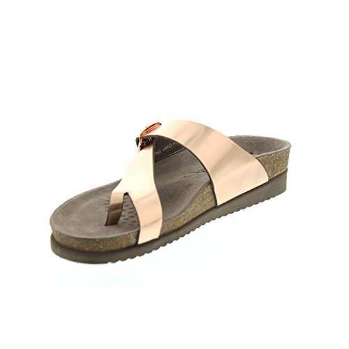 Women's Mephisto Thong Old Helen Pink Sandals 4qd7HWq
