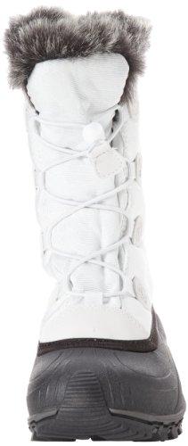 Kamik Kvinna Fart Snö Boot White