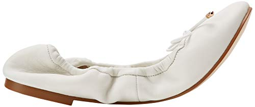 000 Para Blanco Buffalo Mujer Bailarinas Amalia white TpBz8qxwY