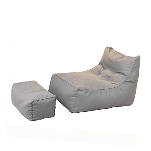 Amazon.com: Puf para sofá WWSofa, silla Lazy, tumbona ...