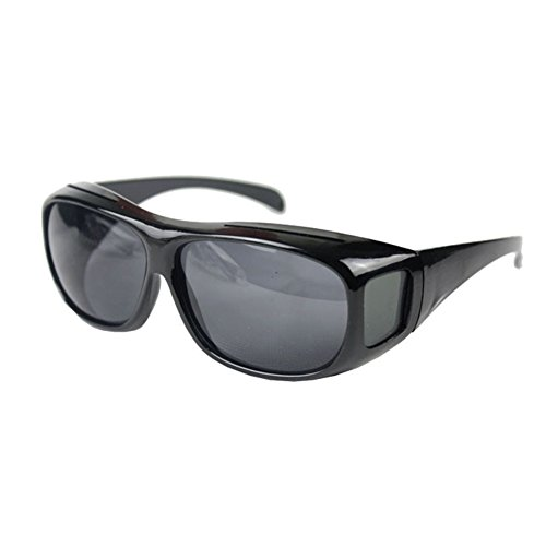 HD Night Vision Goggles Over Wrap Around UV Protective Sunglasses Multi-function Night Driving - Wrap Goggles Around