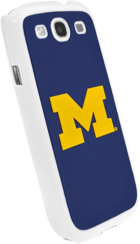 - Forever Collectibles NCAA Michigan Wolverines Team Logo Hard Samsung Galaxy S3 Case