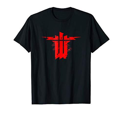 The New Order t-shirt men women (Wolfenstein Ii The New Colossus Voice Actors)