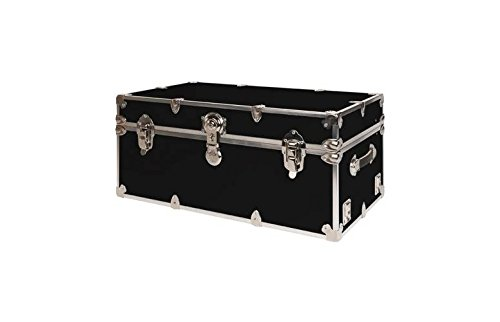 (Rhino Armor Storage Trunk in Black (Super Jumbo: 44 W x 24 D x 22 H (69 lbs.)))