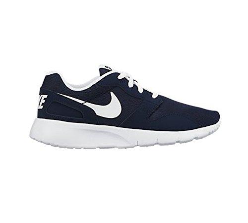 Nike Kaishi (GS) Zapatillas de Running, Niños Blanco / azul marino