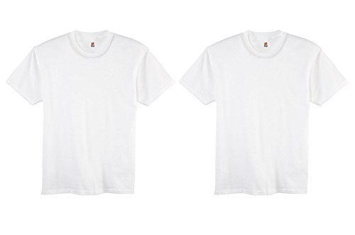 2-Pack Hanes ComfortSoft Youth Short Sleeve Tagless T-Shirt,