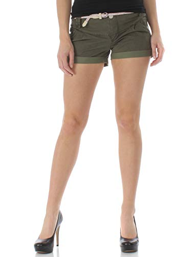 Ragwear Damen Shorts Heaven B