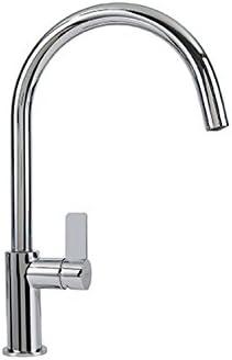 Franke FF3180 Faucet, Medium, Satin Nickel