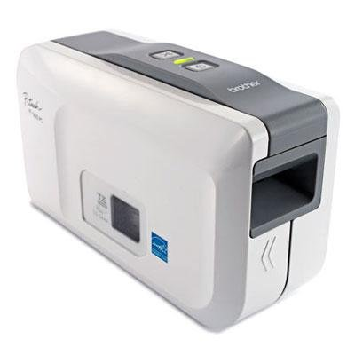 Label Printer, Mac/PC, Scalable Font by BROTHER INTL. CORP.