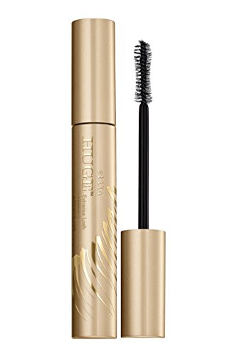 stila HUGE Extreme Lash Mascara, Intense Black, Voluminous Mascara - Paraben & Cruelty Free