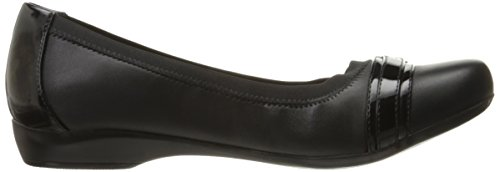 Us Light Kinzie Clarks Black Women's 9 Combi 5 W Flat 1FwzqnHEq