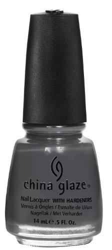 China Glaze Vernis à ongles, Catwalk béton, 0,5 Fluid Ounce