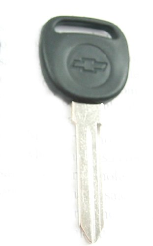 OEM Chevrolet Silverado Suburban Trailblazer Key Blank ..... Best Seller on Amazon!