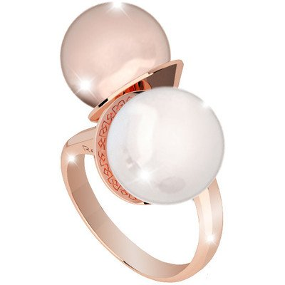 Bague Femme Bijoux Rebecca Hollywood Pearl Trendy Cod. bhoarr04