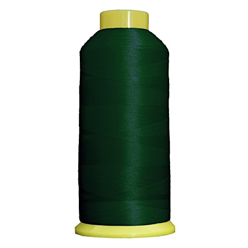 Threadart Large Polyester Thread No. 184 - Evergreen - 5000 M ()