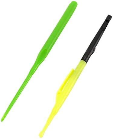 CUTICATE ノットピッカーペン形状釣り糸結束ツール付き1セット釣りデタッチャー