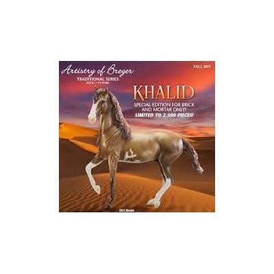 Breyer Spirit of The Horse Khalid: Toys & Games