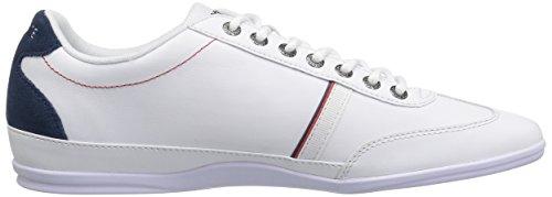 White Men's Lacoste Sport Misano Nvy Sneakers OwYqI