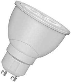 OSRAM LED-Reflektorlampe GU10 Star PAR16  // 3,5W 35 Watt-Ersatz 2700K LED-Spot Abstrahlungswinkel 120/° // warmwei/ß