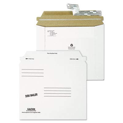 - QUA64117 - Economy Disk Mailers for 3.5 Diskettes/CD