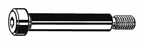 Shoulder Screw 6mmX6mm 4 Pieces M5 PK5