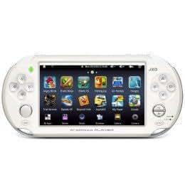 JXD Mini S5110 Pocket Retro Game Emulador de consola con pantalla táctil Android 4 ICS