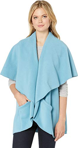 (Janska Clothing that Comforts Women's Annie Wrap Azure One Size)