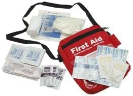 First Aid Kit Pouch with Basic First Aid Supplies