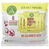 Angie'S Boom Chicka Pop Sea Salt Popcorn Bags (Case Of 4)