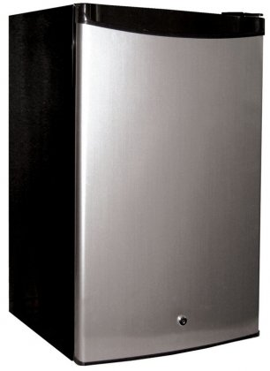 Outdoor Refrigerator with Stainless Steel Front