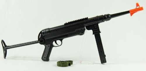 Wwii Machine - double eagle mp40 wwii spring airsoft machine gun rifle airsoft gun(Airsoft Gun)