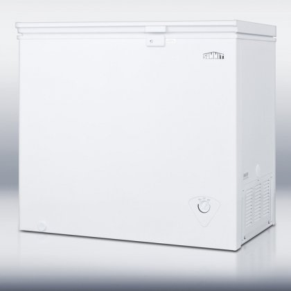 Summit CF07L 7.0 Cu. Ft. White Chest Freezer - Energy Star by Summit