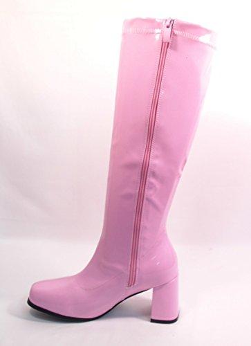 Pour Boutique Fashion First Femme Bottes Rose Bébé vfSx7wqxB
